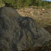 Nature Rock Scene