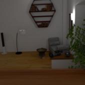 Basic Interior Room