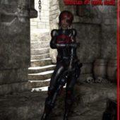 Scarlet Dangerfield Character