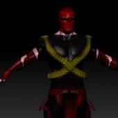 Shadow Ninja Character