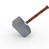Movie Thor Hammer