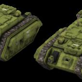 Trojan Imperial Guard Tank