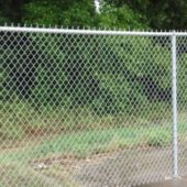 Metal Wire Fence