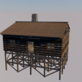 Building Old Woodhouse