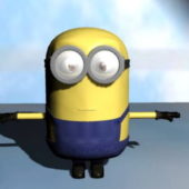 Despicable Me Minion Character
