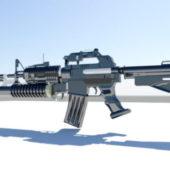 Gun M4 Carbine