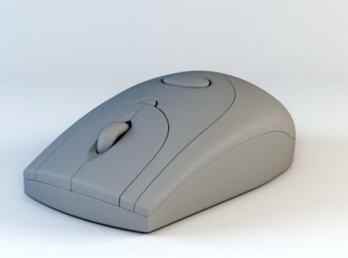 Wireless Pc Computer Mouse