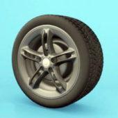 Car Wheel Car Part