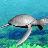 Sea Animal Turtle