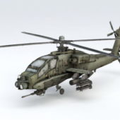 Aircraft Apache Helicopter