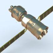 Western Artificial Satellite