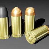 9mm Gun Bullet