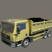 Heavy Truck Big Dump Vehicle