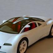 Audi Avus Quattro Sport Car
