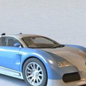 Bugatti Veyron Super Car V1