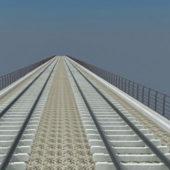 Double Track Railway Bridge Design V1