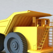 Big Dump Heavy Truck V1