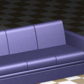Three Cushion Sofa Home Furniture