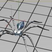 Sci-fi Robot Spider