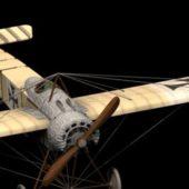Fokker Eindecker Fighter Aircraft