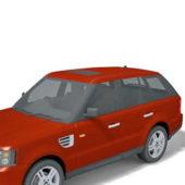 Range Rover Sport Car