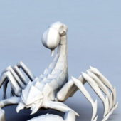 Emperor Scorpion Animal