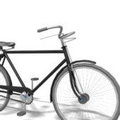 Vintage Bicycle Vehicle