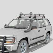 Suv Chevrolet Trailblazer Car