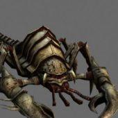 Scorpion Monster Animal