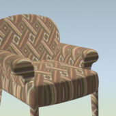 Upholstery Furniture Fabric Chair