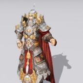 Ancient Character Chinese Warlord V1
