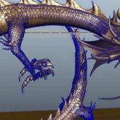 Ancient Chinese Dragon V1