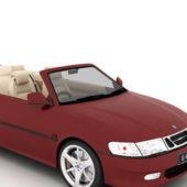 Saab Aero Convertible Car