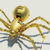 Robot Spider Design