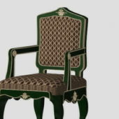 Furniture Antique Accent Chair