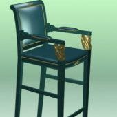 Antique Furniture Classic Bar Stool