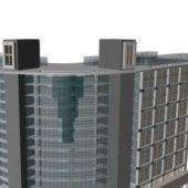 Modern Complex Office Building