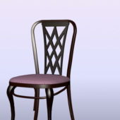 Antique Wooden Dining Chair