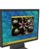 Lcd Pc Computer Monitor