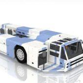 Aircraft Vehicle Pushback Tractor