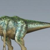 Dinosaur Tyrannosaurus Rex V1