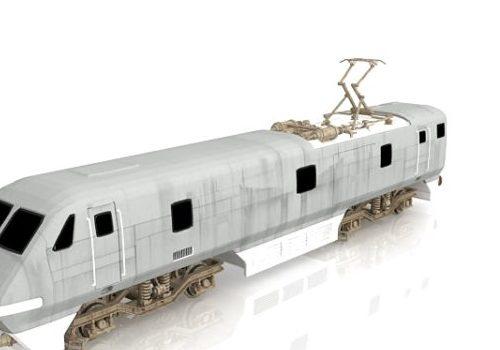 Vehicle Intercity Train