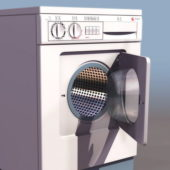 Front Loading Clothes Washer Machine