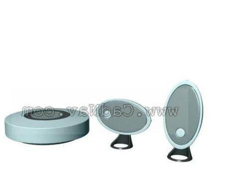 Electronic Desktop Speakers