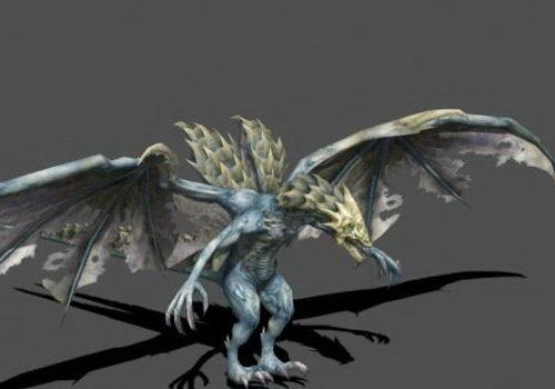 Dragon Monster Character