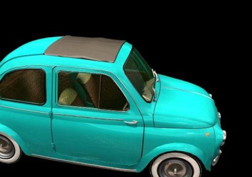 Fiat 500 City