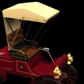 1902 Oldsmobile Vehicle