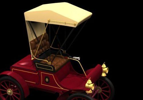 1902 Oldsmobile Vehicle