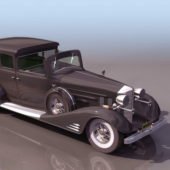 Vintage 1940 Cadillac 90 Town Car