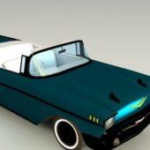 Vintage 1956 Chevrolet Convertible